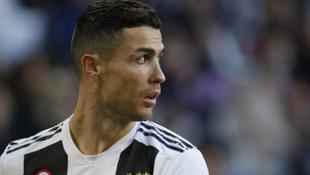 Las Vegas polisi tecavüzle suçlanan Cristiano Ronaldo'dan DNA örneği istedi