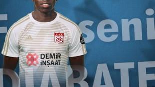 Fousseni Diabate resmen Sivasspor'da