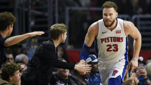 Detroit Pistons, Los Angeles Clippers'ı 109-104 mağlup etti