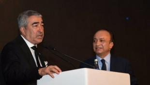 Samet Aybaba: 'Hedefimiz ilk 10'