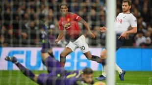 Tottenham 0 - 1 Manchester United