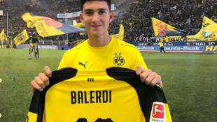 Borussia Dortmund Boca Juniors'tan Leonardo Balerdi'yi transfer etti