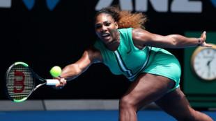 Serena Williams Avustralya Açık'ta 2. turda