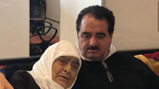 İbrahim Tatlıses'in annesi hayatını kaybetti