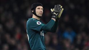 Petr Cech sezon sonunda futbolu bırakacağını açıkladı!