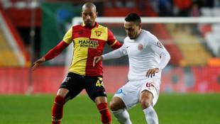 Antalyaspor 3 - 3 Göztepe