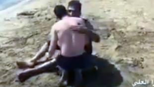 Suriyelilerden Türkiye'yi aşağılayan skandal video