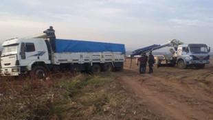 Petrol boru hattından hırsızlık operasyonu