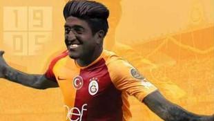 Galatasaray'ın forvet transferi sosyal medyada olay oldu