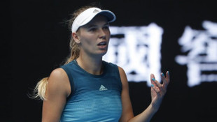 Caroline Wozniacki Avustralya Açık'ta 2. tura yükseldi