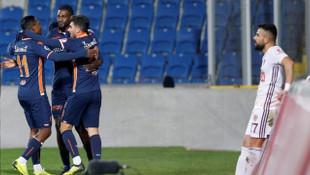 Medipol Başakşehir 1 - 0 Hatayspor (Ziraat Türkiye Kupası)