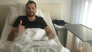 Fenerbahçe'de Erten Ersu ameliyat oldu