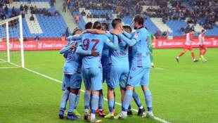 Trabzonspor 2 - 1 Balıkesir Baltok (Ziraat Türkiye Kupası)