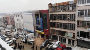 5 işçinin öldüğü yangından skandal çıktı