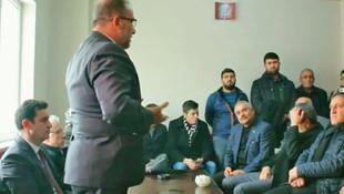 AK Partili başkan: Kazanamazsak kazığa oturturlar