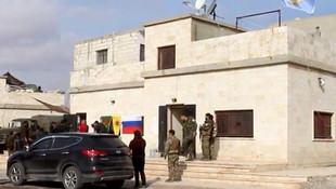 Ruslar ve YPG Münbiç'te devriye atıyor !