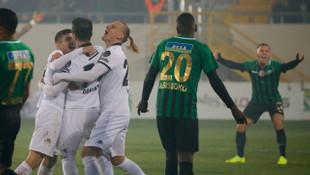 Akhisarspor 1 - 3 Beşiktaş