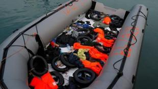 Akdeniz'de yılın ilk göçmen faciası: 117 ölü