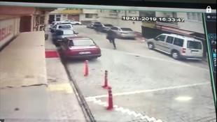 Eniştesini sokak ortasında böyle öldürdü