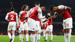 Arsenal 2 - 0 Chelsea