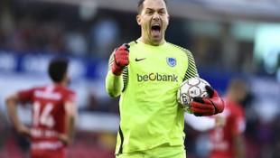 Genk kalecisi Danny Vukovic'den Beşiktaş itirafı