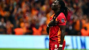 Gomis'ten Galatasaray açıklaması!