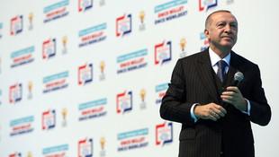 Cumhurbaşkanı Erdoğan müjdeyi verdi ! İşte yeni yılın ilk teklifi
