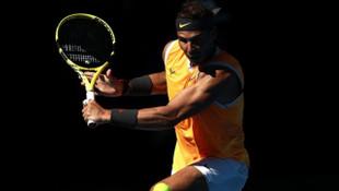 Nadal çeyrek finalde, Sharapova elendi