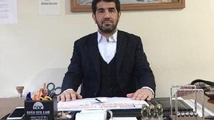 AK Partili ilçe başkanı istifa etti