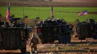 ABD'den Münbiç'e askeri sevkiyat