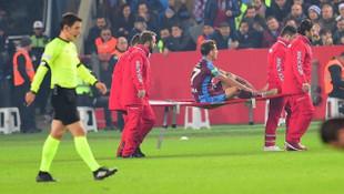Trabzonspor'da sakat oyuncuların sayısı arttı