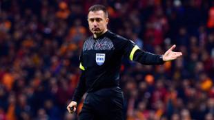 Bursaspor - Fenerbahçe maçının VAR hakemi Hüseyin Göçek oldu
