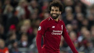 Mohamed Salah, 50 golünü 5374 dakikada attı