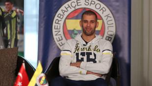 Fenerbahçe'de Islam Slimani ile yollar ayrılıyor