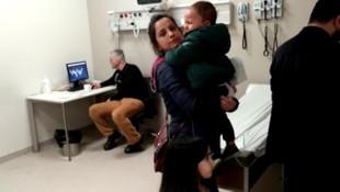 Hastanede skandal ! Çocuklar ağladı doktor umursamadı