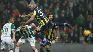 Bursaspor 1 - 1 Fenerbahçe