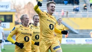 Erzurumspor'un yeni golcüsü Kristian Fardal Opseth