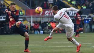 Genoa 0 - 2 Milan