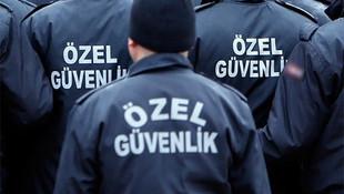 3 bin 619 özel güvenlik görevlisi alınacak