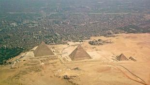 Mısır piramitlerinde yıkım kararı