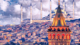 İstanbul'un yeni simgesi Çamlıca Cami belgesel oluyor