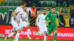 Akhisarspor 0 - 0 İstikbal Mobilya Akhisarspor (Ziraat Türkiye Kupası)