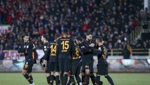 Boluspor 0 - 1 Galatasaray (Ziraat Türkiye Kupası)
