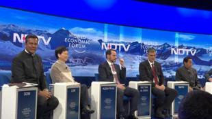 Bakan Albayrak'tan Davos'ta flaş açıklamalar