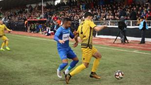 Bodrum Belediyesi Bodrumspor 1 - 2 Evkur Yeni Malatyaspor