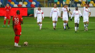 Göztepe 3 - 0 Antalyaspor (Ziraat Türkiye Kupası)