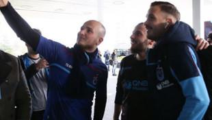 Trabzonspor'da Novak, 2019 yılında da gollerine devam ediyor