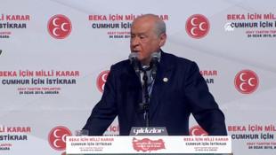 MHP belediye başkan adaylarını tanıttı