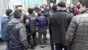 Fatih'te saldırı: Evlerine kadar takip edip kurşun yağdırdı