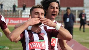 Hatayspor 4- 1 Başakşehir (Ziraat Türkiye Kupası)